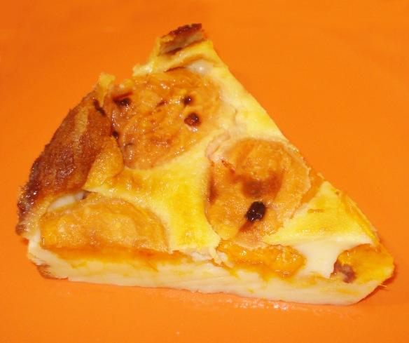 Clafouti aux abricots 2